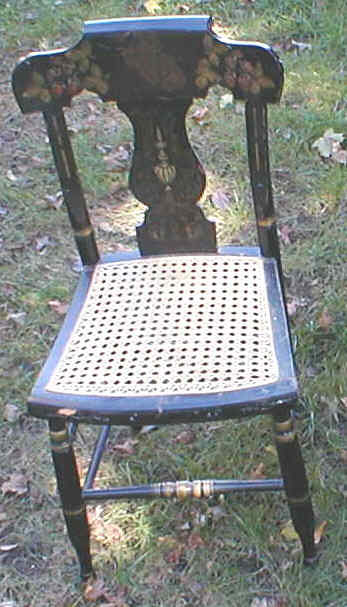 Steveu0027s Chair Caning Service;Full Service Antique Chair Caning:All Types Of  Antique Caned Chairs For Sale As Well As Rush Ladder Back Chairs, Hitchcock  ...