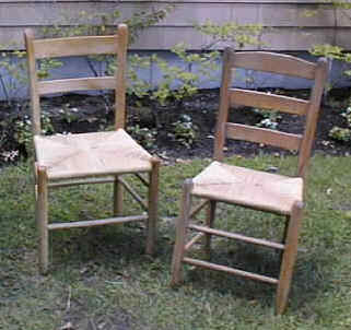 Steve S Chair Caning Service Full Service Antique Chair